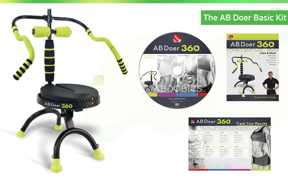 The AB Doer 360 Basic Kit