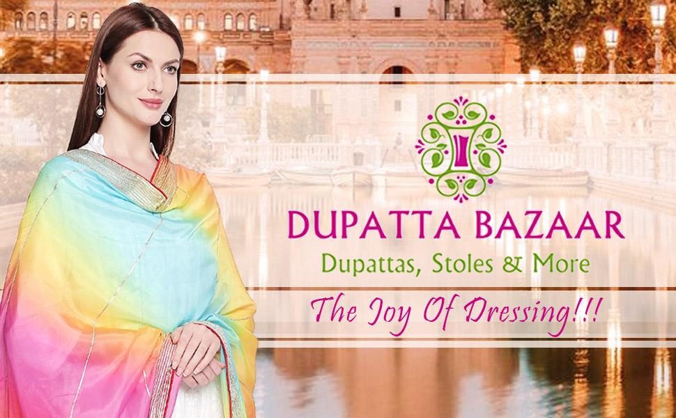 Dupatta for woman
