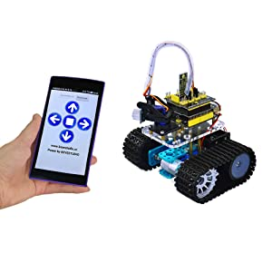 robot kits for adults to build