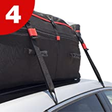 Other car roof rack carriers and rooftop carrier storage solutions don't have anywhere near the same