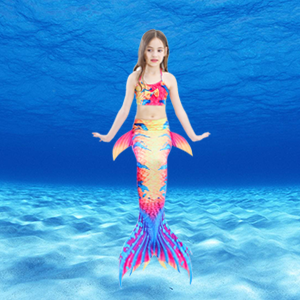 Mermaid for Swimming