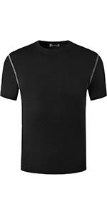 boy compression shirts