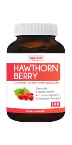 Hawthorn Extract Capsules