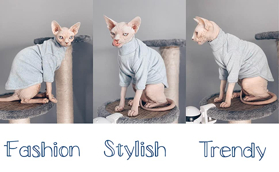 sphinx cat shirt giant panda sphynx clothing apparel for cats cloth suit and tie toys fr boys