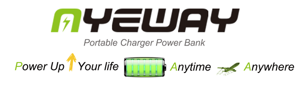 Power bank portable charger exteranl battery pack