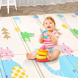 Firares Reversible Baby Play Mat