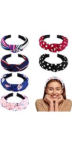 12pcs Boho  Headband Frcolor 11