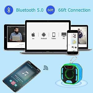 Bluetooth 5.0 & Compatibility