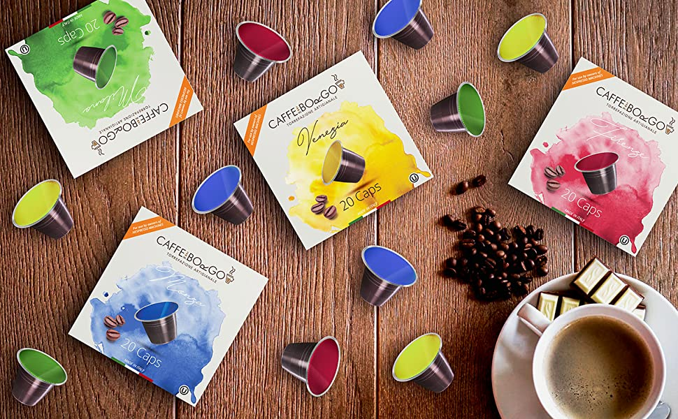 Coffee pods maker fresh brew brewed variety pack decaf espresso gourmet kitchen mild acidity strong