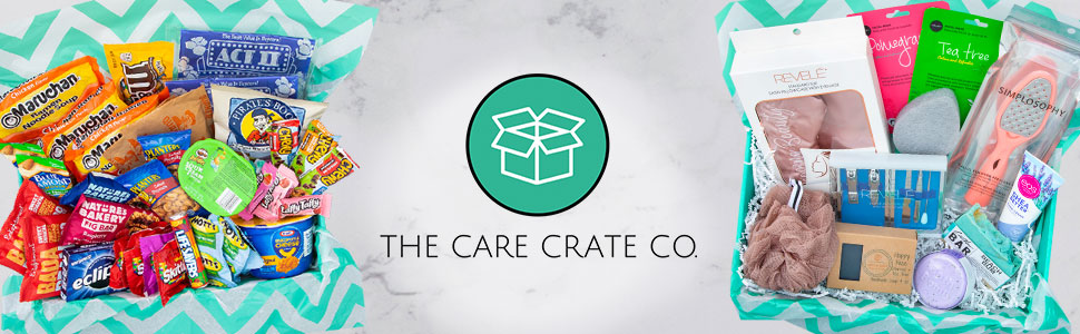 the care crate co. care packages and gift sets
