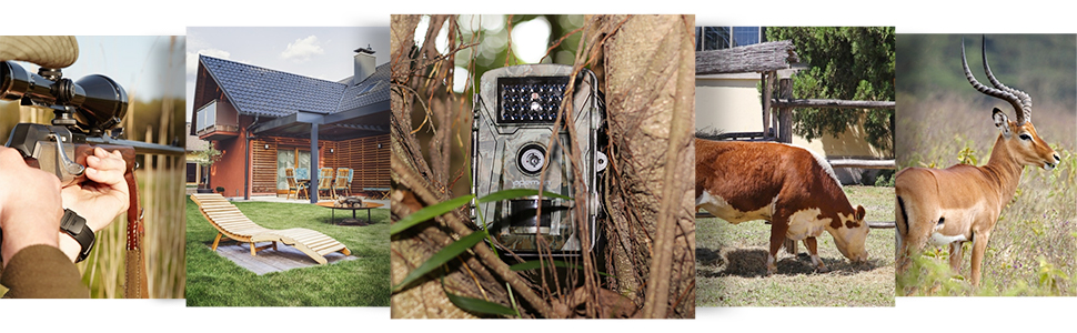 Trail camera function