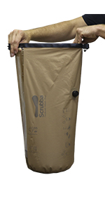 Scrubba Wash Bag Tactical