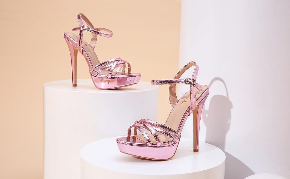 Rose Gold Sandal