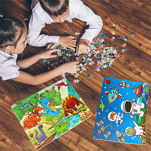 wooden pieces puzzles learning toys dinosaur puzzles 2 3 4 year old