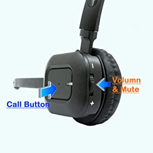 Simple controller of Innotalk wireless headset