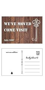 Rustic Postcard