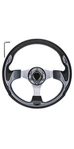 Golf Cart Steering Wheel
