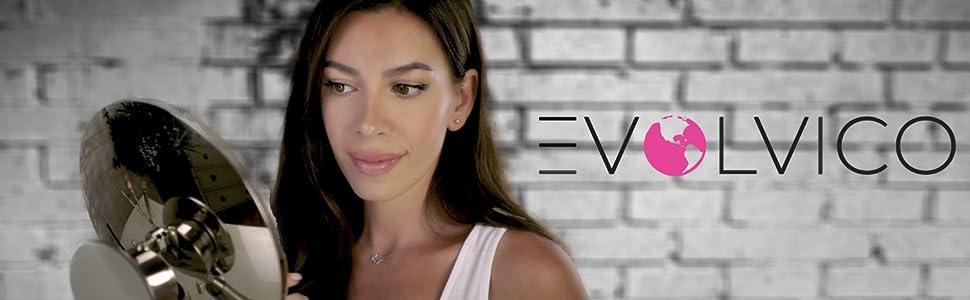 Evolvico Mirror - Banner - Logo - Advertisement - Header