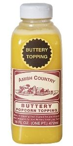 AMish Country Popcorn Butter Topping