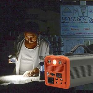 generator emergency