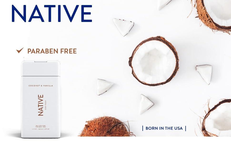 organic natural body wash native nativ nativee soap shampoo conditioner