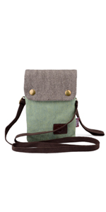 small purse with shoulder strap