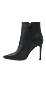 Stiletto Zipper Boots