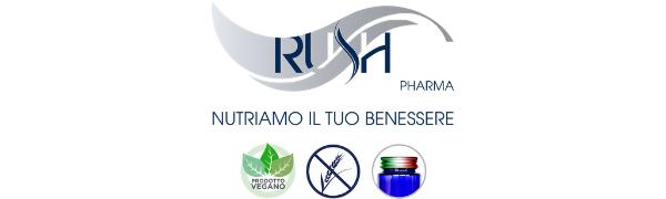 Rush Pharma società di integratori alimentari e cosmetici naturali
