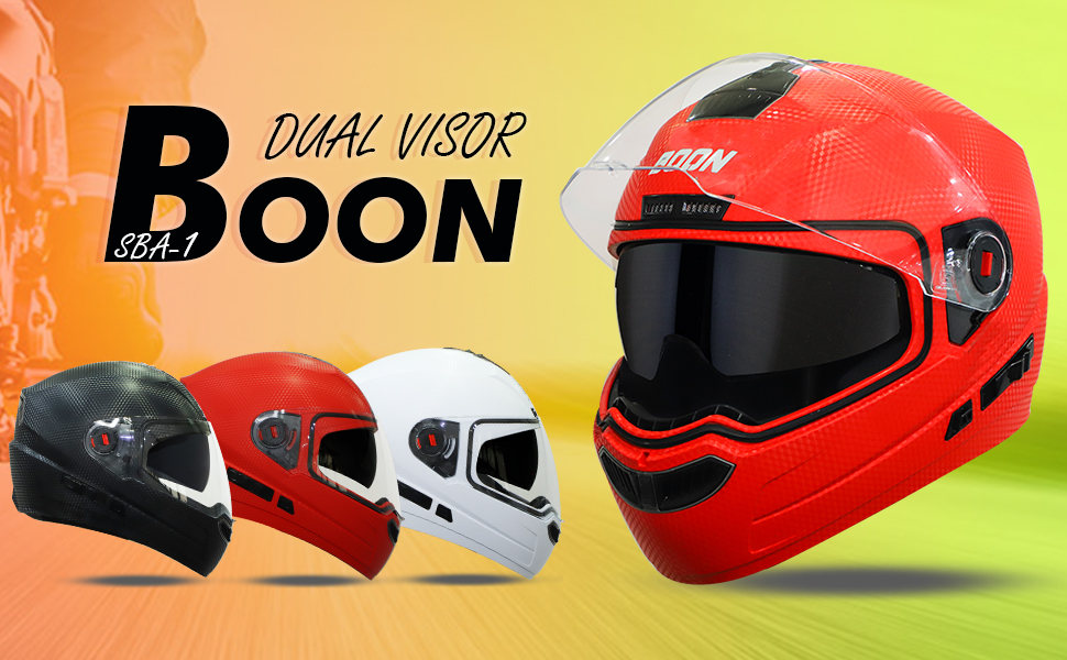 SBA-1 Boon Dual visor