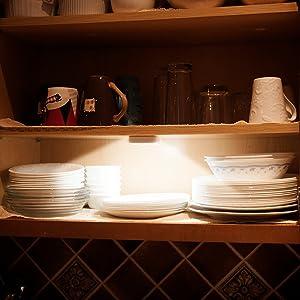 inside cupboard lighting