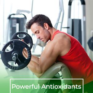 Antioxidant powers