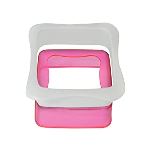 Bread Mold and Crust Cutter easy to storage and comfort to carry