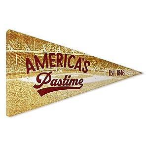 baseball pennant
