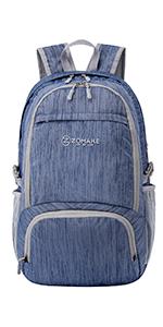 ZOMAKE 30L Lightweight Packable Backpack
