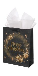 Elegant Holiday Gift Bags