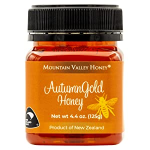 autumn gold honey