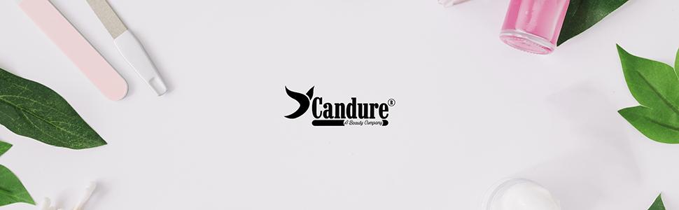 Candure pincetter-set 4-delar precisionpincett i rostfritt stål