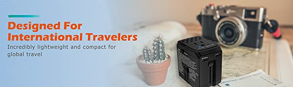 travel converter voltage converter power converter for international travel travel adapter converter