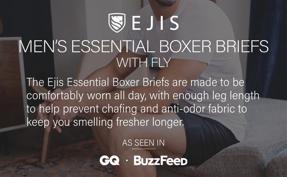essential underwear comfortable all day prevent chafing length regular body temperature premium