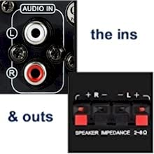 Inputs Outputs Speaker Connections RCA 3.5mm MP3