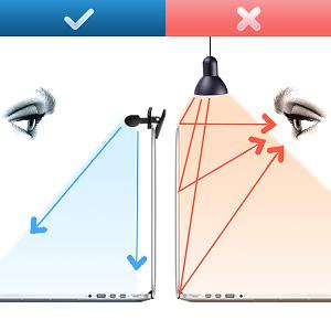 Lámpara Lectura Electrónica LED