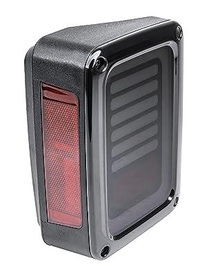 Line amp; Halo Design  60-LED Smoked  Tail Light