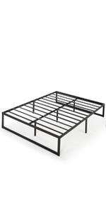 Zinus Quicklock Smart metal Steel Bed Base Cheap Online