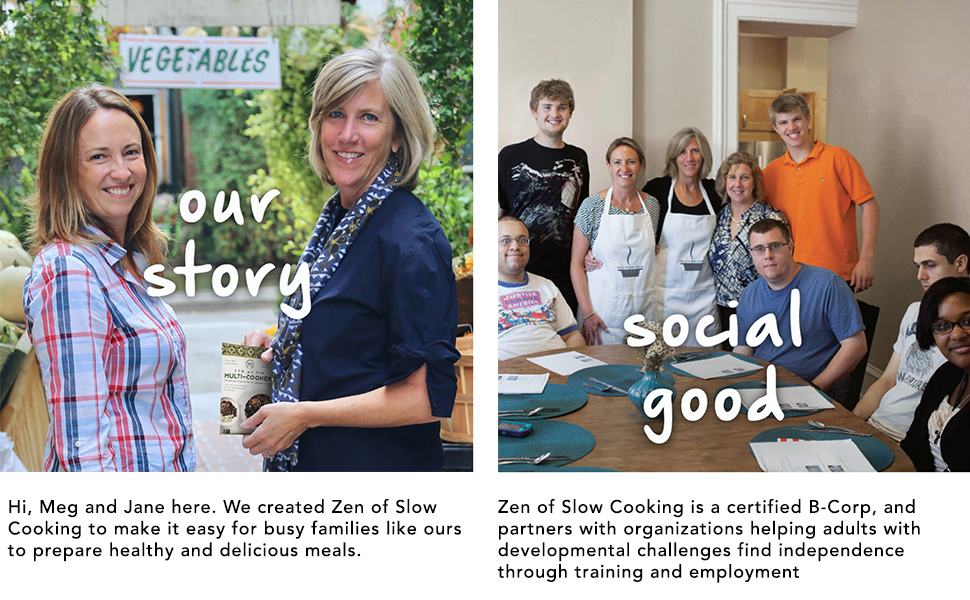 Our Story and social good