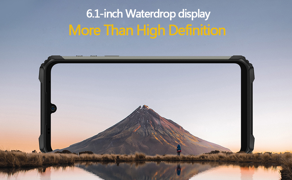 6.1 inch phone