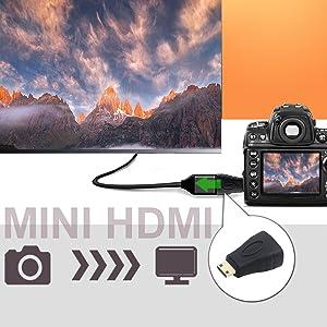 mini hdmi camera