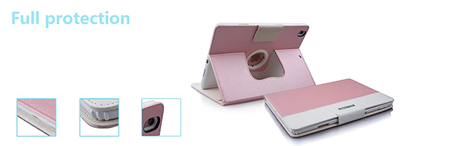 iPad 10.2 Case with Soft TPU Cover
