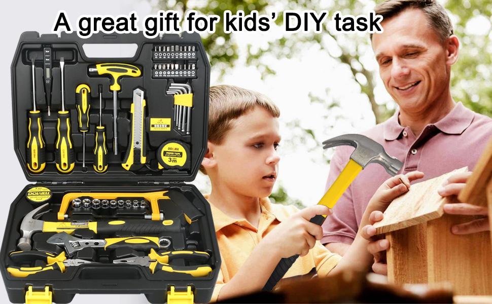 Diy tasks tool set