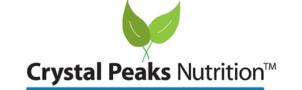 Crystal Peaks Nutrition dietary supplements