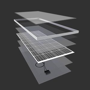 180 Watts 12 Volts Monocrystalline Solar Panel